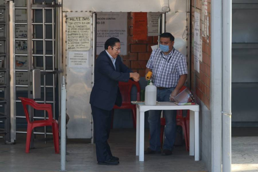 Muere primer reo por covid-19 en la Ciudad de México, era peruano