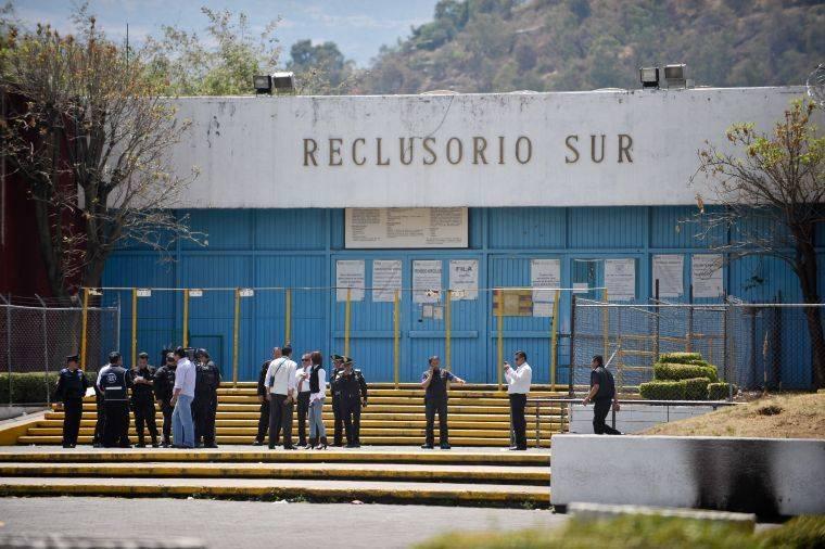 Trasladan a narcomenudistas de Cuajimalpa a reclusorios para audiencias