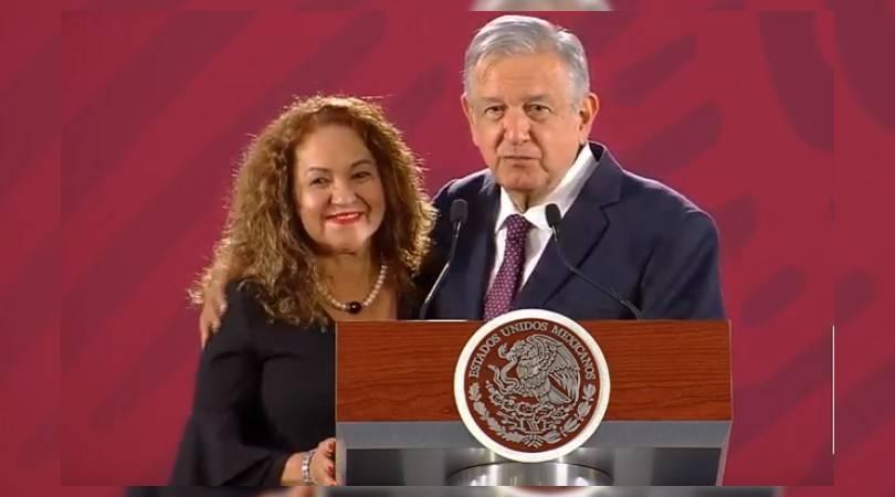 Pide AMLO intervención de STPS y de Jesús Ramírez en caso Notimex