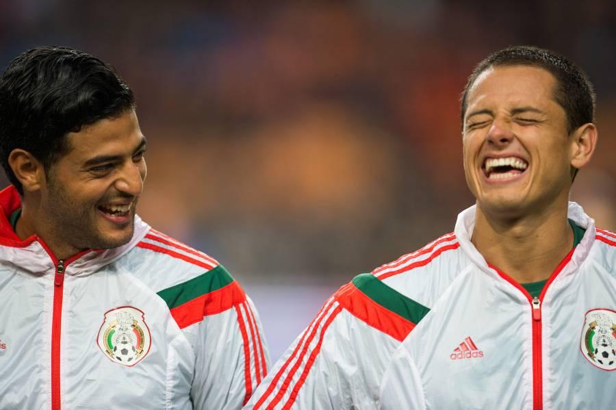 Chicharito contra Carlos Vela marca el regreso de la MLS