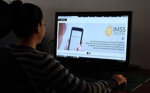 Presenta IMSS servicio digital de Corrección de datos del Asegurado y Registro de Beneficiarios