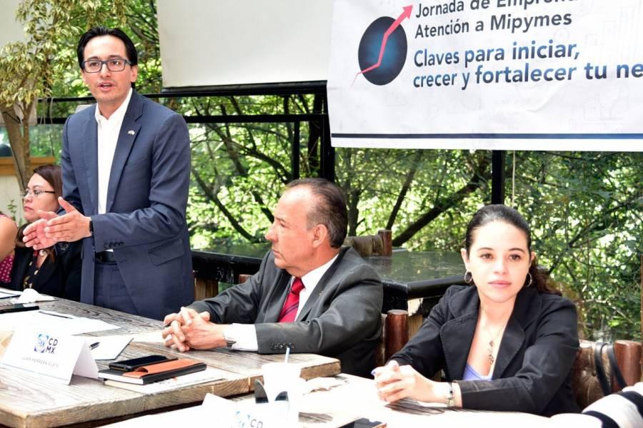 Quitar recursos a turismo, error que afectará la economía en CDMX: PAN
