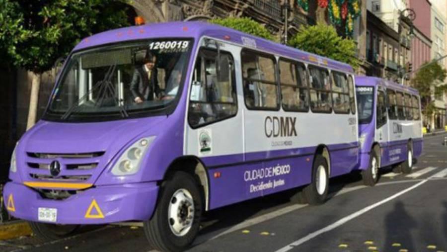 Gobierno de CDMX y UNOPS modernizarán transporte público