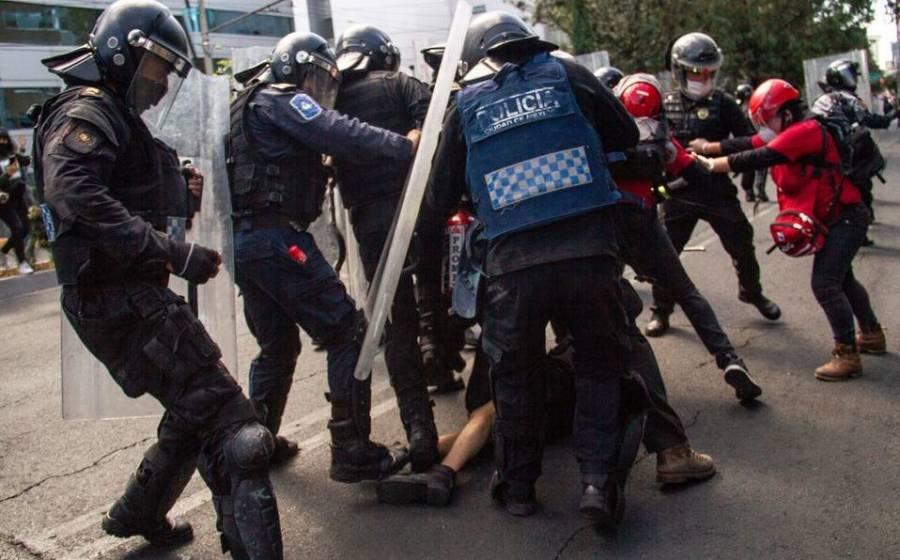 Prisión preventiva a policías implicados en caso Melanie