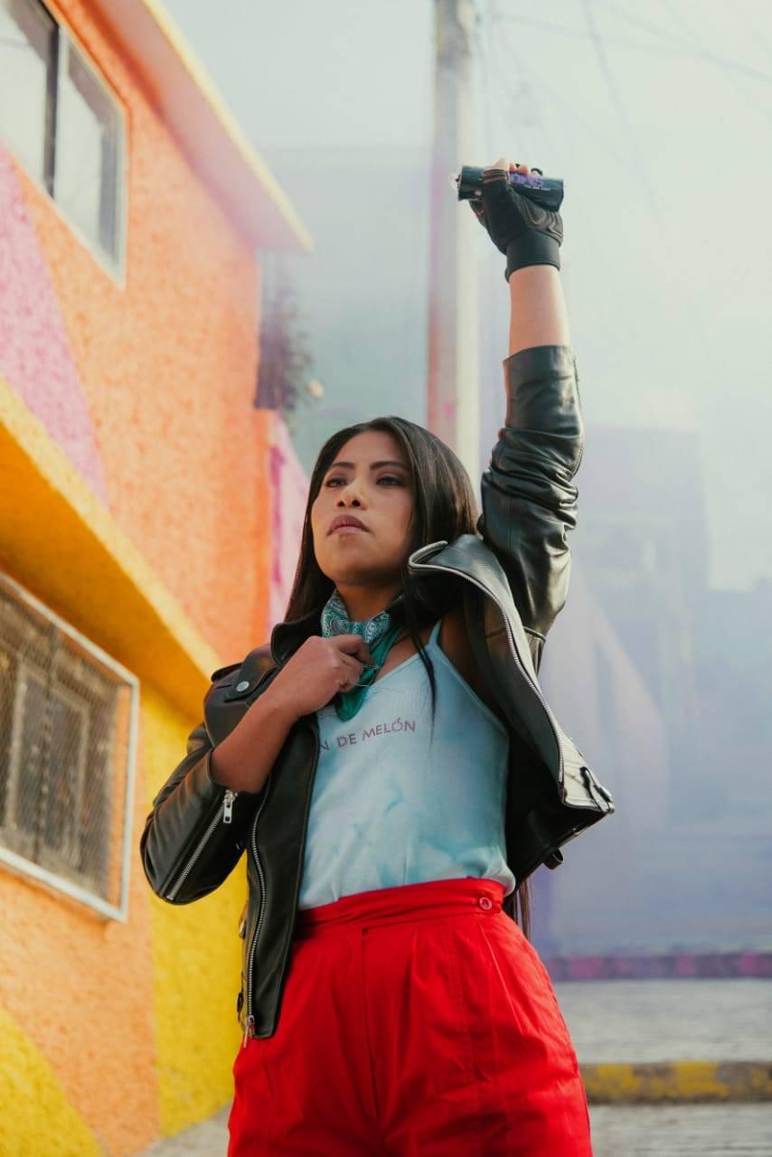 Yalitza Aparicio reflexiona sobre el racismo y clasismo en México