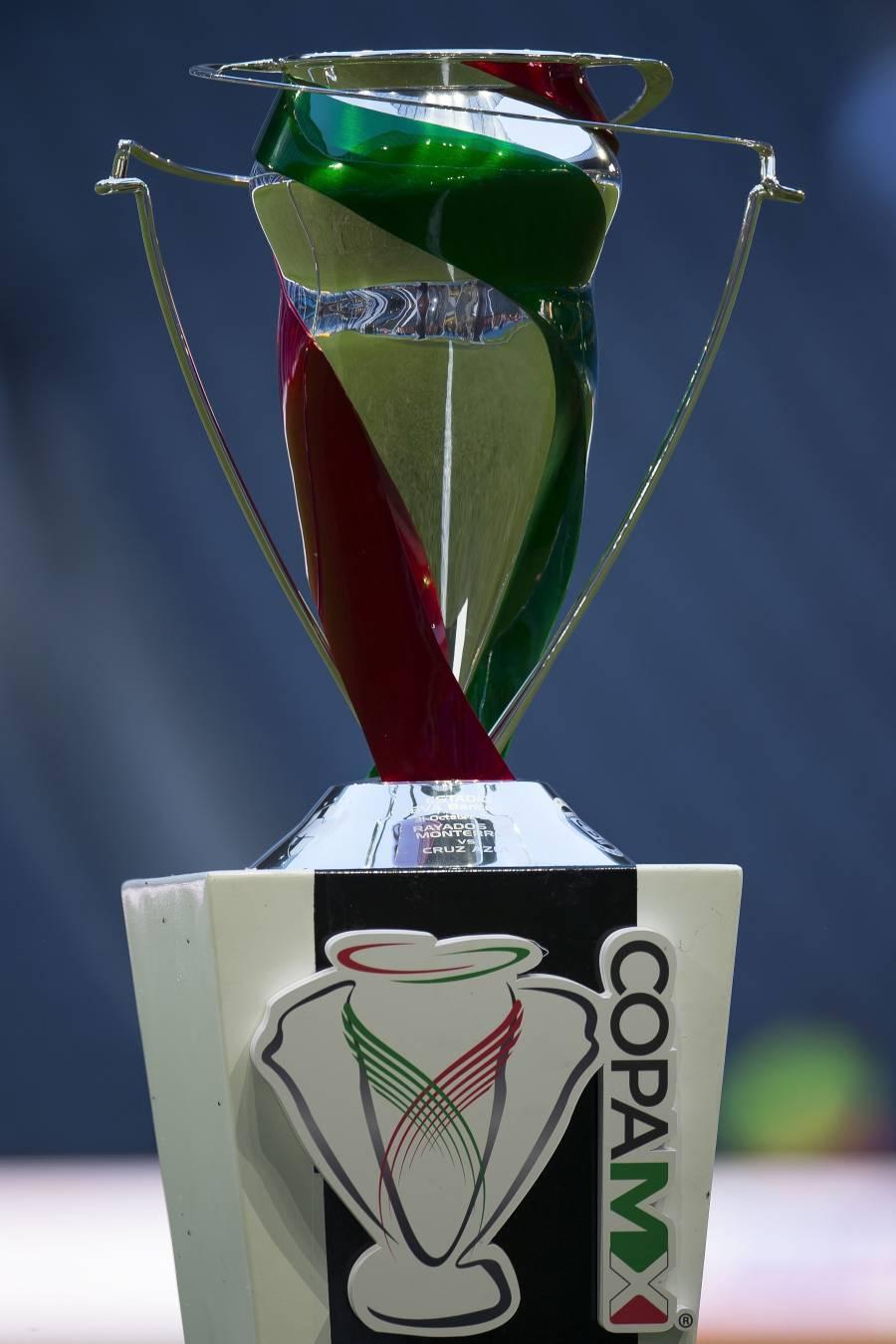 Lista la Final de Copa MX entre Rayados y Xolos