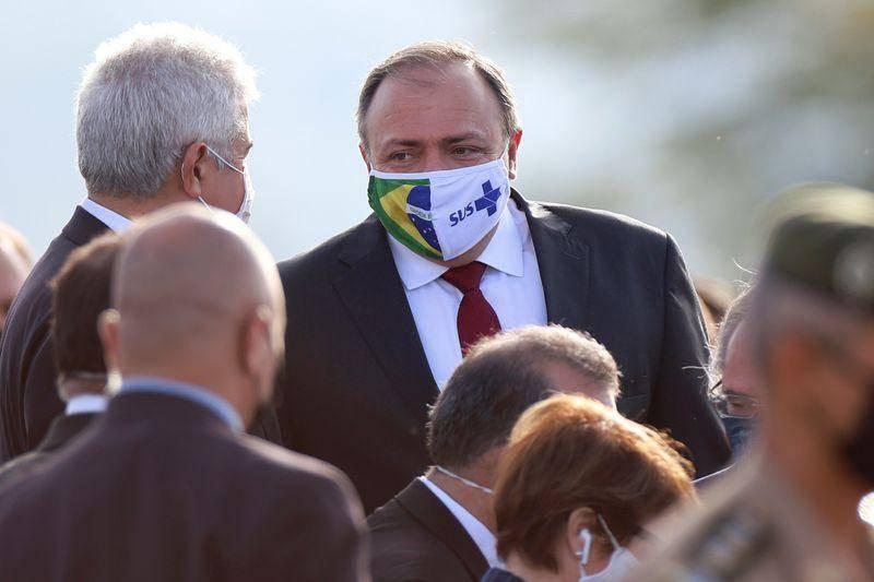 Brasil rebasa las 40 mil muertes por Covid-19; contagios superan los 800 mil