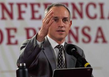 López-Gatell desubicado, dice que Iztapalapa y Ecatepec colindan