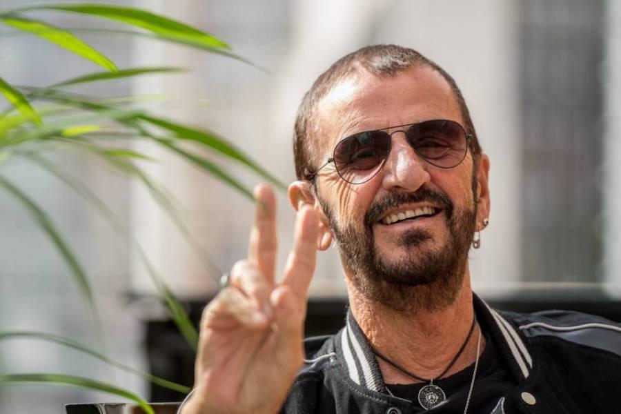 Ringo Star cancela presentaciones por COVID-19