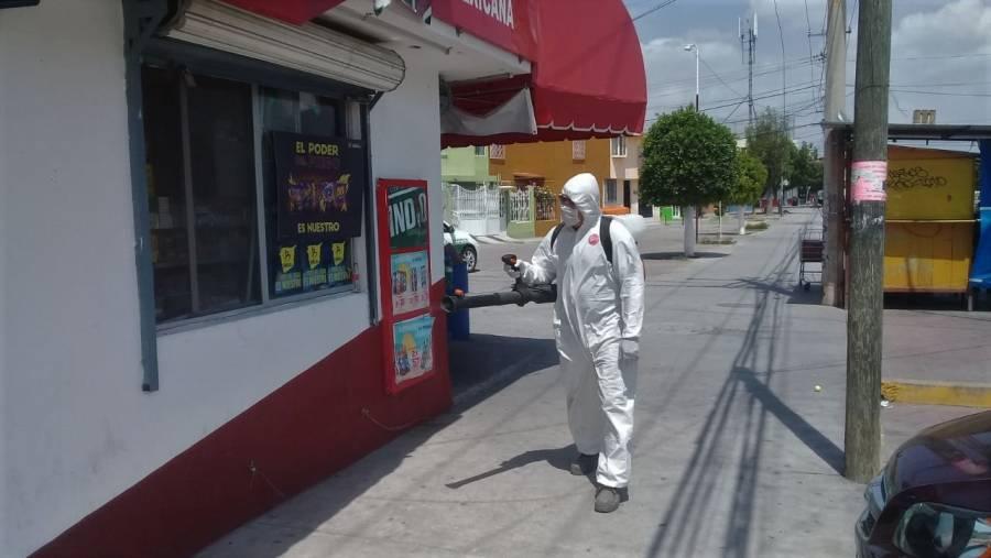 ASEO PÚBLICO MUNICIPAL REFUERZA SU TRABAJO DE LIMPIEZA EN TEMPORADA DE LLUVIAS
