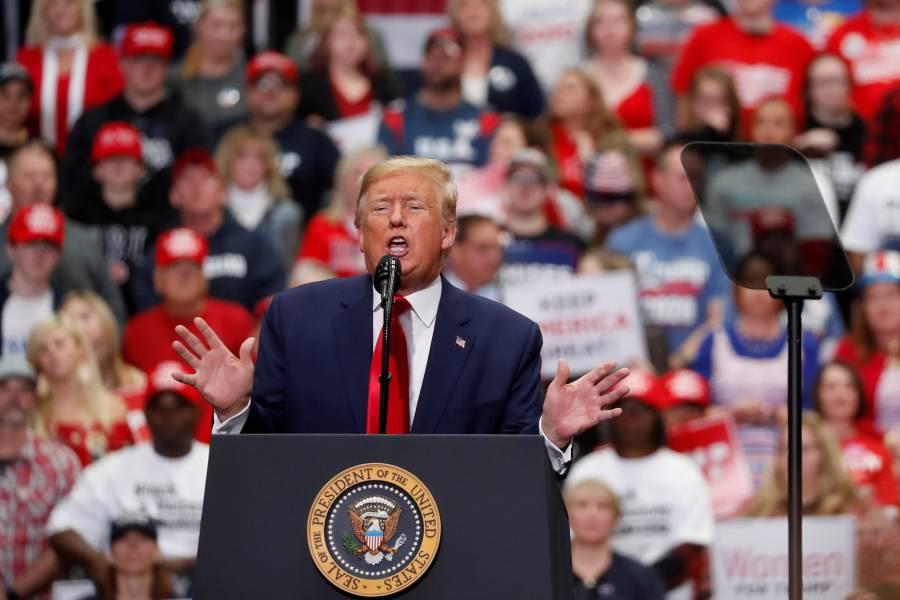 Evento de Trump en Jacksonville prioriza la seguridad de asistentes