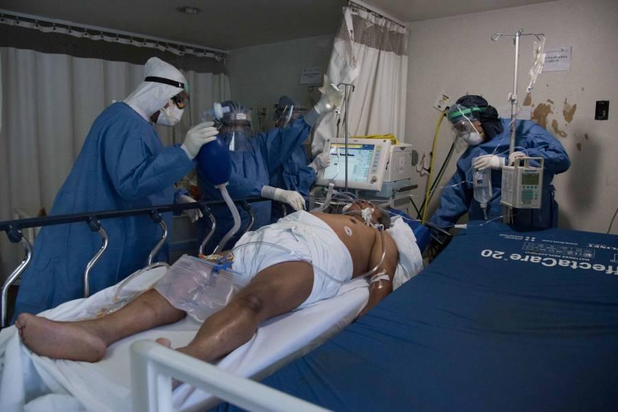 México tiene capacidad hospitalaria estable para atender a enfermos de Covid-19