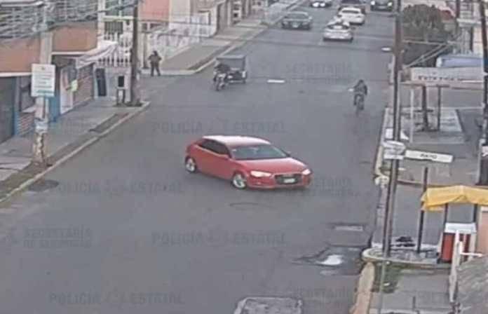 Recuperan auto robado en Edomex