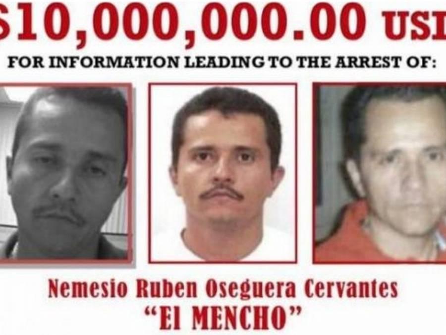 """Corren rumor de que """"El Mencho"""" líder del CJNG está muerto"""