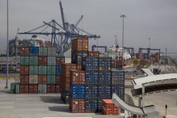 Declive de 27% en el comercio global, anticipa la ONU