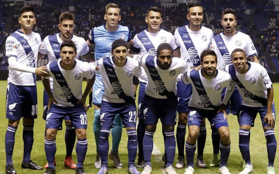 El club Puebla confirma tres casos positivos de COVID-19
