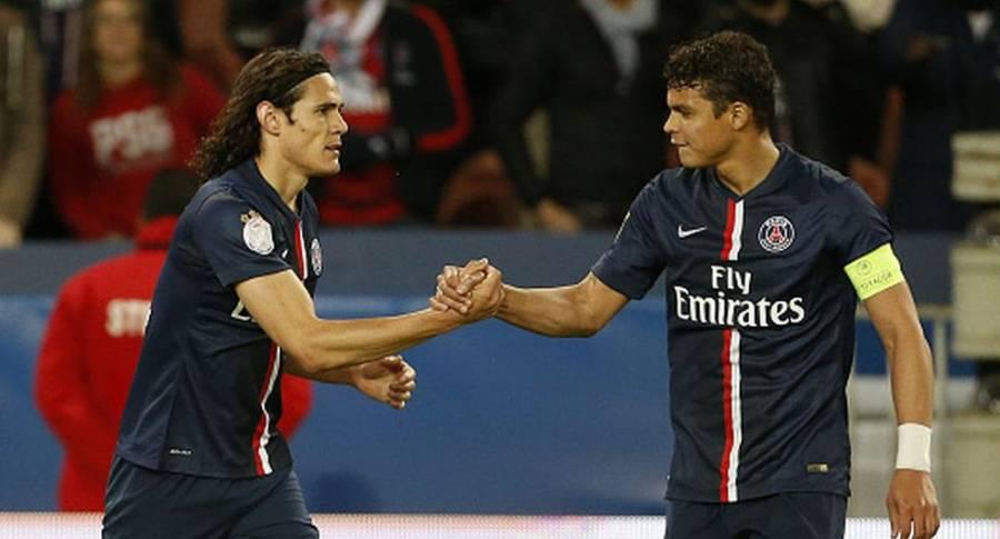 Fin de una era en el PSG; Thiago Silva y Cavani dejarán el equipo