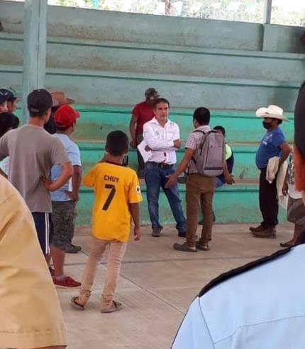 Agreden a director de hospital del IMSS, tras muerte de un paciente en Chiapas