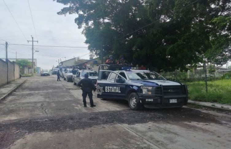 Desarman a policías de Acatlán, Oaxaca, tras muerte de Alexander
