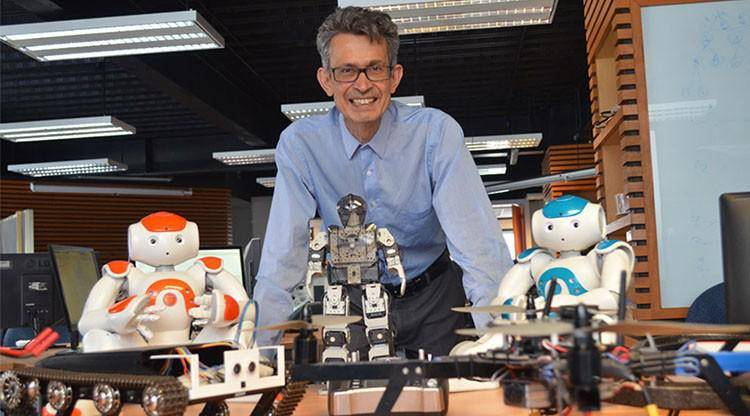 IPN crea robot para sanitizar hospitales que atienden Covid-19