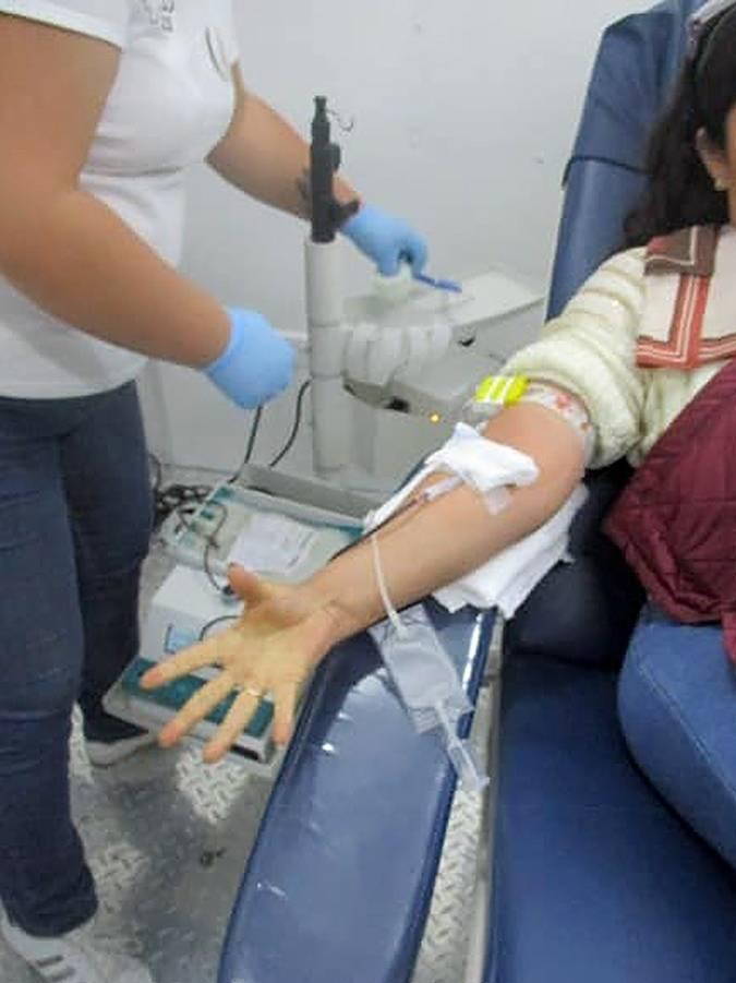 Urge aumentar las reservas de plasma, la donación se ha reducido por Covid-19: ISSSTE