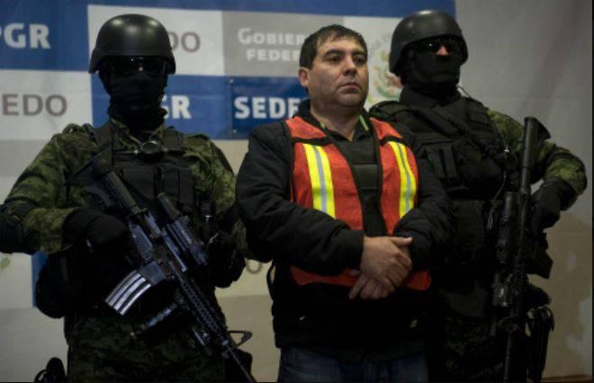 """FGR entrega a EE.UU a """"El Inge"""" uno de los colaboradores más violentos de """"El Chapo"""""""