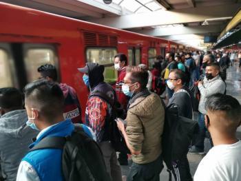 Metro reabrirá estaciones de forma paulatina