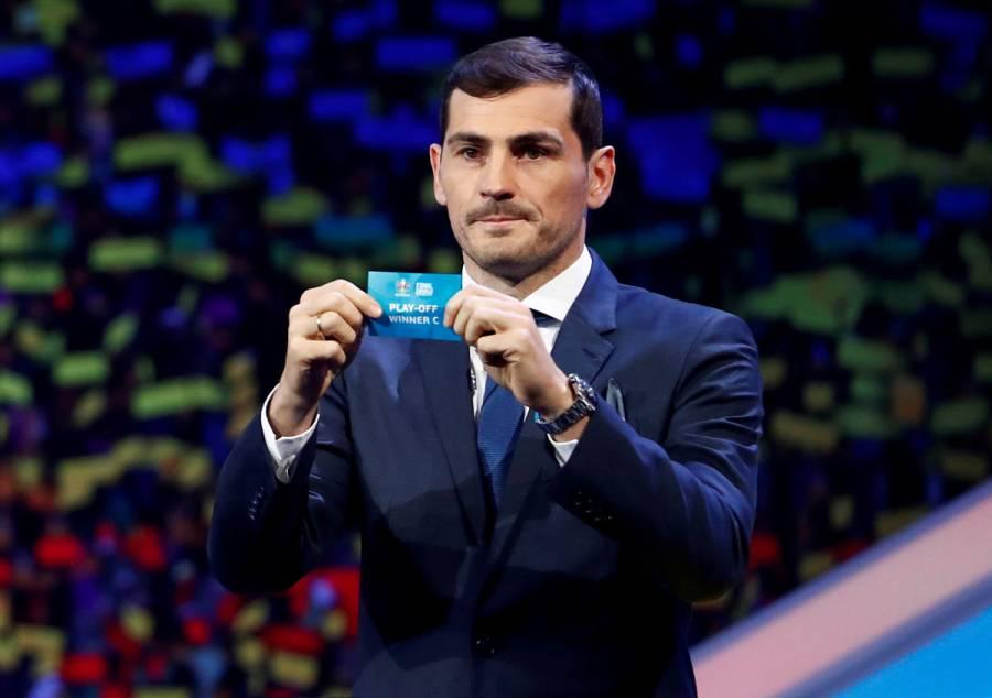 Casillas retira su candidatura para ser presidente de la RFEF