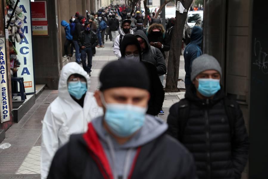 Chile extiende el estado de catástrofe por Covid-19