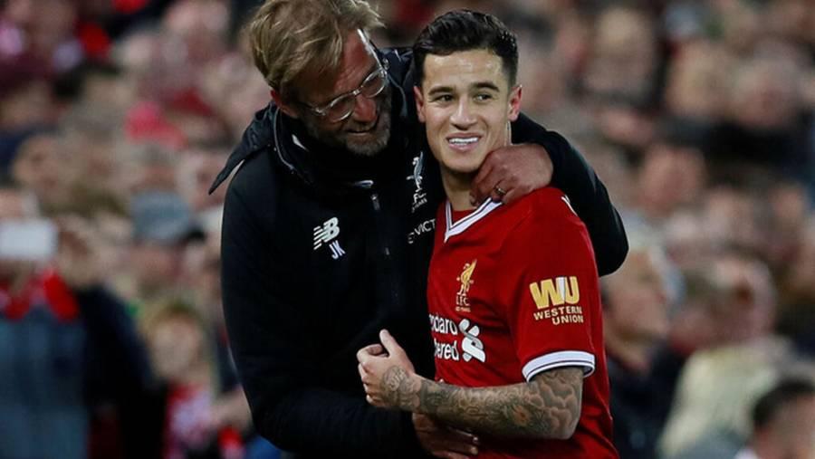 Philippe Coutinho podría regresar al Liverpool