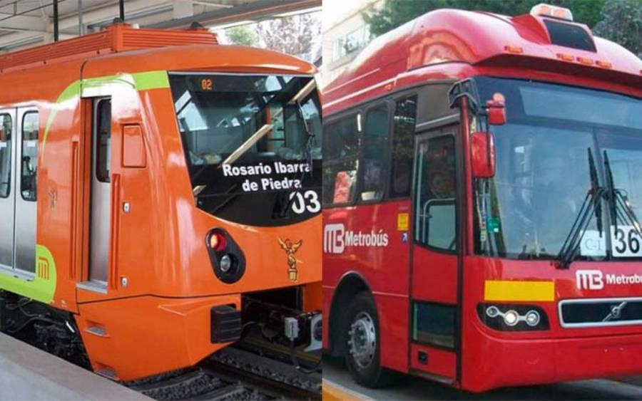 Estaciones de Metro y Metrobús que reabrirán hoy, 15 de junio