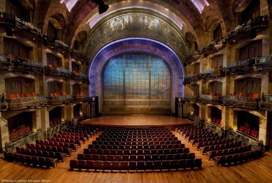 Temporada virtual de Ópera de Bellas Artes