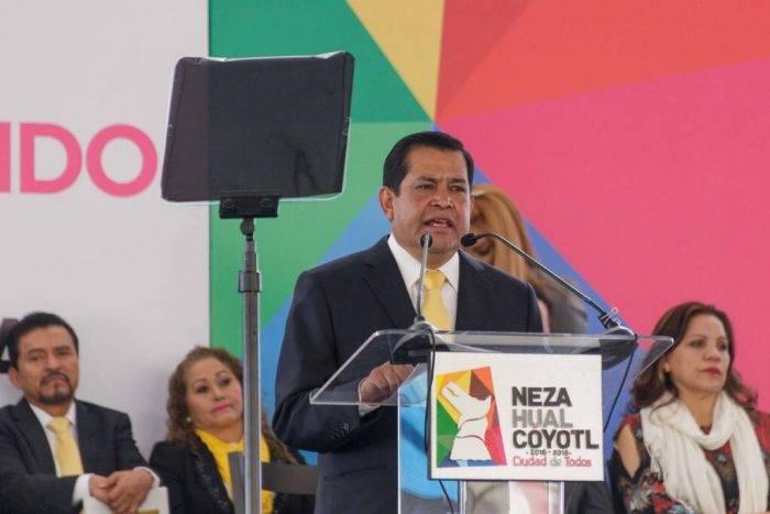 EDIL DE NEZA PIDE A GOBERNADOR DECLARATORIA DE EMERGENCIA