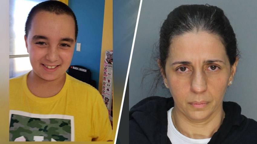 Madre acusada de ahogar a su hijo autista en Miami se declara inocente
