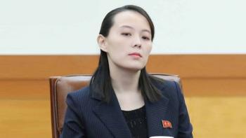 Kim Yo-jong amenazó a Corea del Sur