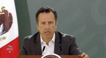 """Intención """"separatista"""" de gobernadores que no acatan disposiciones federales ante pandemia: Cuitláhuac García"""