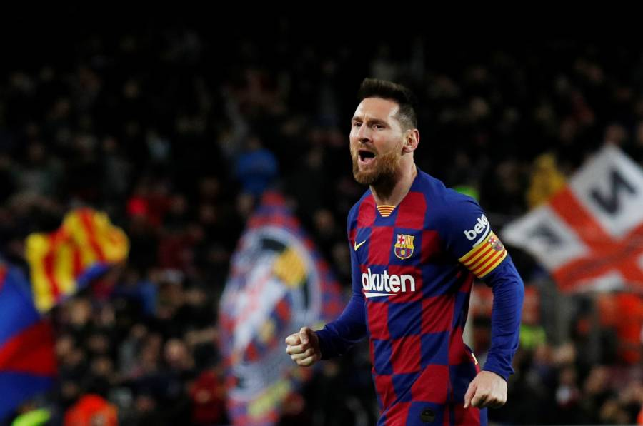 "Excelencia de Messi en el ""Barca"" recibe al Leganés de Aguirre"
