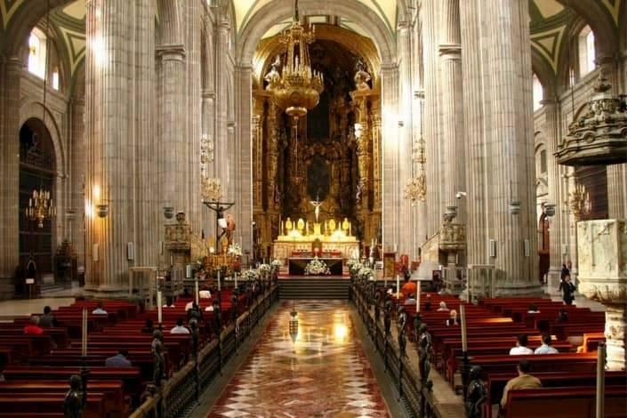 Regreso a las iglesias a partir del 29 de junio, medidas de nueva normalidad