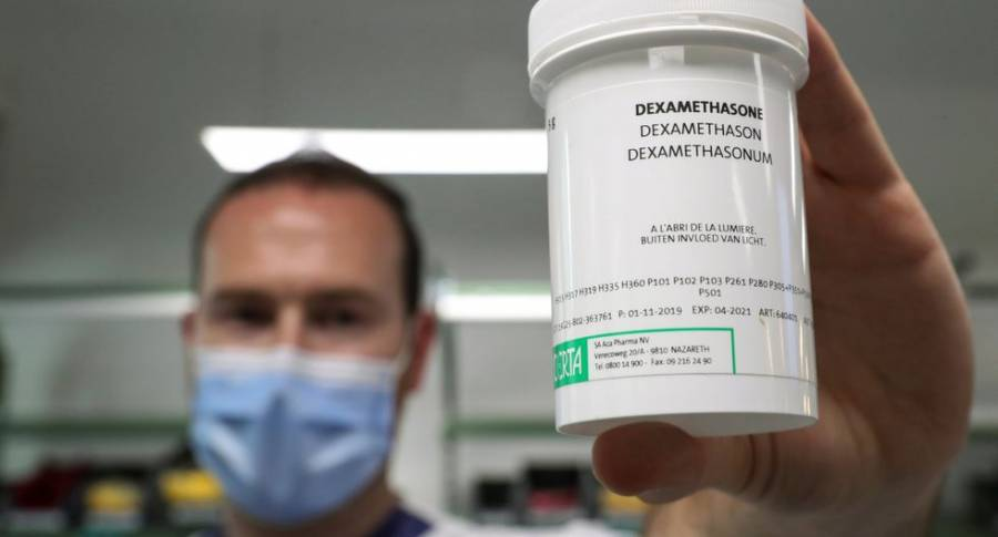 Revelan fármaco accesible que podría salvar vidas de pacientes graves de covid-19