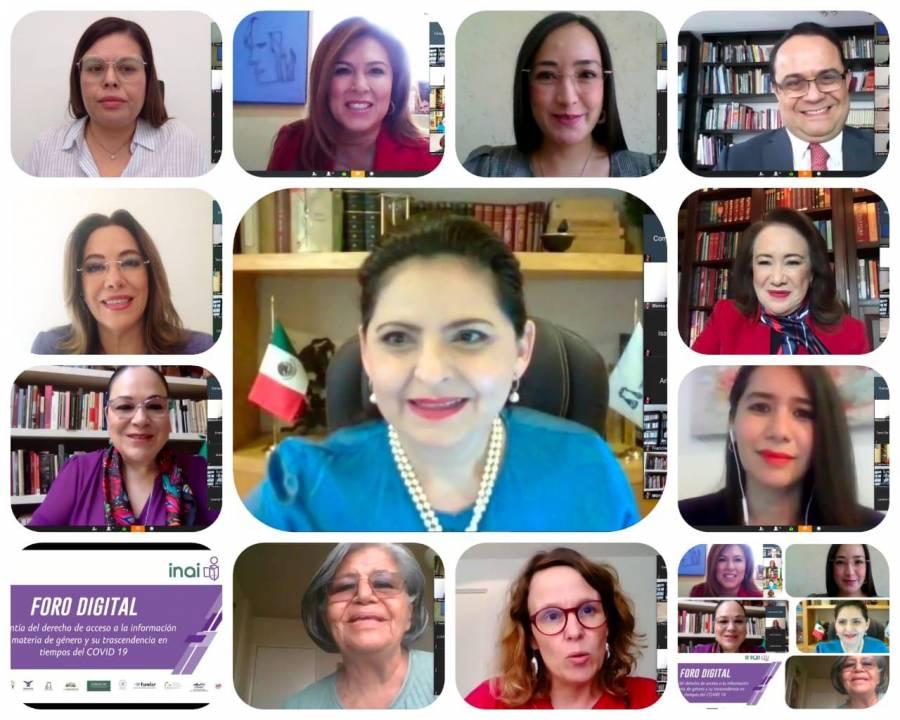 Magistrada Mónica Soto: TEPJF y la paridad de género con presupuestos públicos