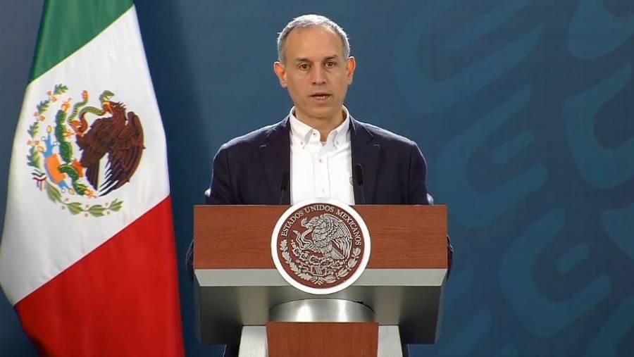 En últimas 3 semanas se ha mantenido estabilidad en contagios: López-Gatell
