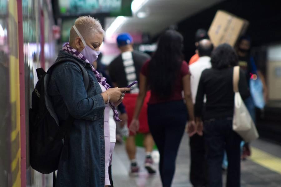 Condonan pago de renta a locatarios del metro por covid-19