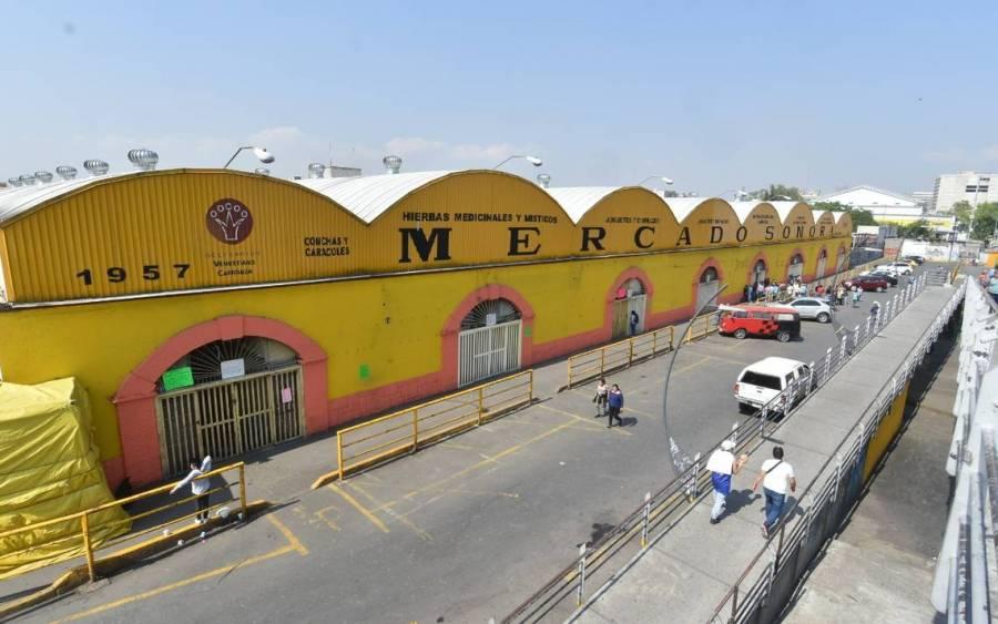 Reapertura de Mercado Sonora con medidas estrictas