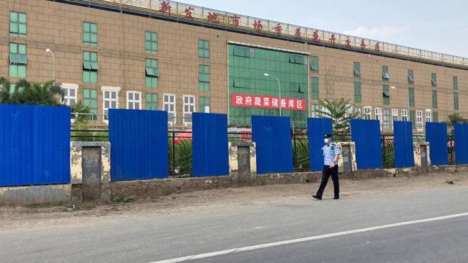 Busca Beijing frenar propagación de COVID.-19, ante nuevo brote