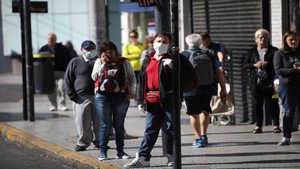Más de 34 mil casos positivos de COVID-19 en Argentina