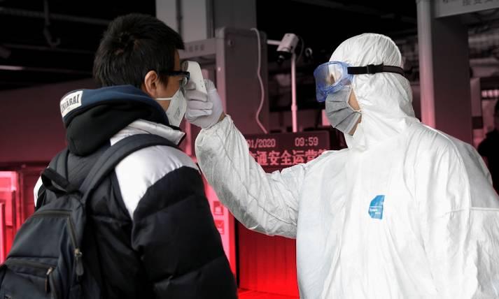 Grave repunte de coronavirus en Pekín