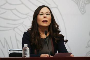 AMLO califica de politiquerías ingreso mínimo vital; urge seriedad, le revira Laura Rojas