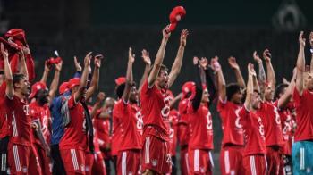 Bayern consigue su octava Bundesliga consecutiva