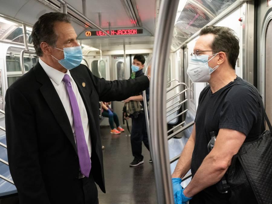 Nueva York pasará a fase dos de reapertura el próximo lunes