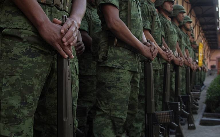 RECIBEN ASCENSOS POST MORTEM NUEVE MILITARES FALLECIDOS POR COVID